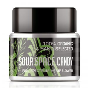 Sour Space Candy