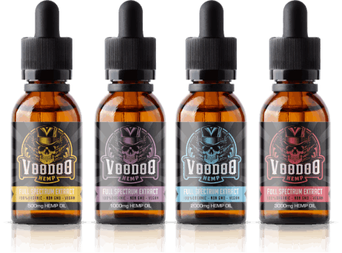 VOODOO HEMP Full Line